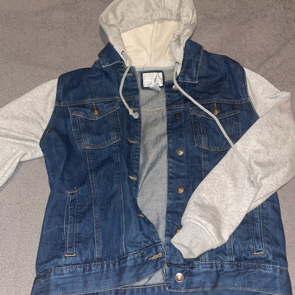 COPY - forever 21 jean jacket